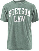 Stetson University Law Twisted Tri-Blend T-Shirt