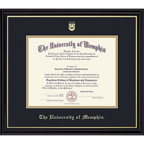 Framing SuccessR University Of Memphis Diploma Frame