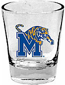University of Memphis 1.5 oz. Collector's Glass