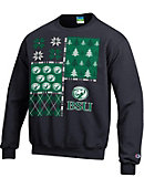 Bemidji State University Ugly Sweater Crewneck Sweatshirt