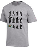 Bemidji State University Beavers Star Wars T-Shirt