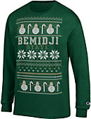 Bemidji State University Ugly Sweater Long Sleeve T-Shirt
