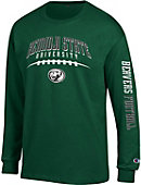 Bemidji State University Beavers Football Long Sleeve T-Shirt