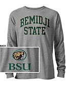 Bemidji State University Beavers Long Sleeve Victory Falls T-Shirt