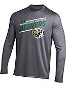 Bemidji State University Beavers Long Sleeve Performance T-Shirt