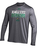 Bemidji State University Beavers Tech Long Sleeve T-Shirt