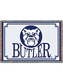 Butler University Bulldogs Afghan
