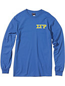Butler University Sigma Gamma Rho Long Sleeve T-Shirt
