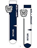 Butler University Women's Thin Mismatched Boot Socks