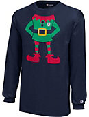 Butler University Youth Christmas Long Sleeve T-Shirt