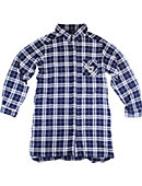 Butler University Bulldogs Women's Flannel Night Shirt