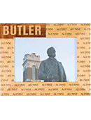 Butler University Alumni 4 in. x 6 in. Frame