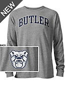 Butler University Bulldogs Long Sleeve Victory Falls T-Shirt