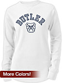 Butler University Bulldogs Women's Sarah Waffle Long Sleeve T-Shirt