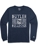 Butler University Long Sleeve Athletic Fit T-Shirt