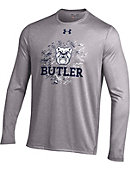 Butler University Long Sleeve Nu Tech Performance T-Shirt