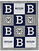 Butler University 62 x 80 Blanket