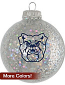 Butler University Bulldogs Sparkle Ornament Ball