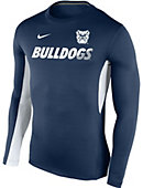 Nike Butler University Bulldogs Vapor Long Sleeve T-Shirt