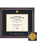 1516B Arizona State University Diploma Frame