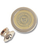 Arizona State University 23K Gold Plate Lapel Pin