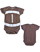 Arizona State University Infant Football Bodysuit