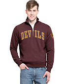 1508H Arizona State University Striker Quarter Zip