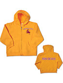 Arizona State University Sun Devils Toddler Full Zip Hooded Sweatshirt