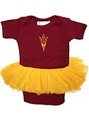 Arizona State University Infant Creeper with Tutu