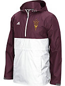 Adidas Arizona State University Anorak Hooded Sweatshirt