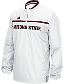 Arizona State University Sideline 1/4 Zip Convertible Pullover
