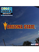Arizona State Logo Decal
