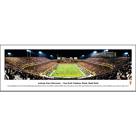 Product: Game Day Print - Blackout Game