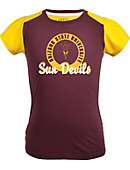 Arizona State University Youth Girls' T-Shirt