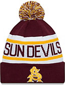 Arizona State University Sun Devils Biggest Fan Knit Pom Hat
