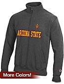 Arizona State University 1/4 Zip Fleece Pullover