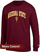 1506F Arizona State University Long Sleeve T-Shirt