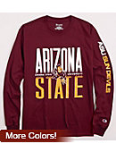 1506B Arizona State University Long Sleeve T-Shirt