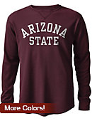 Arizona State University Watch Hill Waffle Long Sleeve T-Shirt