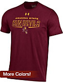 Arizona State University Charged Cotton T-Shirt