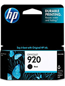INK CART HP 920 BLACK CD971AN#140