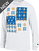 University of Wisconsin - Platteville Ugly Sweater Long Sleeve T-Shirt
