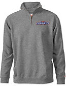 University of Wisconsin - Platteville Pioneers Tri-Blend 1/4 Zip Fleece Pullover