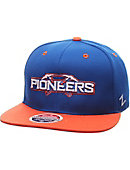 University of Wisconsin - Platteville Pioneers Snapback Cap