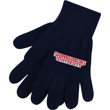 Product: Shippensburg University Knit Gloves