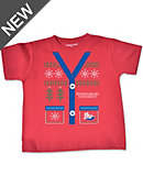Shippensburg University Ugly Sweater Toddler T-Shirt