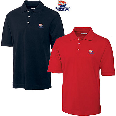 Product: Shippensburg University Ace Pique Polo Shirt