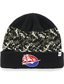 Shippensburg University Operation Hat Trick Cuffed Beanie