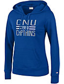 Christopher Newport University Captains Women's Hooded Sweatshirt