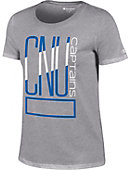 Christopher Newport University Captains Women's T-Shirt